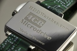 硬盘手表:HDD Watches