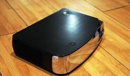 丽彩云投C1投影电视评测 便携是优势但价格高