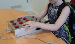 Smash-a-ball游戏能帮助视障儿童提高记忆力