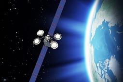 欧洲通讯卫星安装全电推进发动机