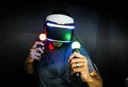 走进未来新世界 头戴式虚拟数码设备一览
