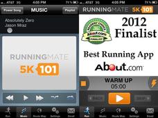 """健身App,实现自己的第一个""""5公里"""""""
