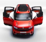 雪铁龙Aircross 概念车将在上海车展全球首发