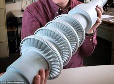 比办公桌还小的涡轮机:能为1万户家庭供电