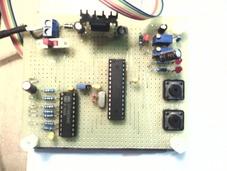 自制AVR 1W变频器