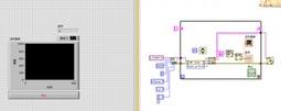 用labview编程开发单片机 第一弹 AD采集+串口传输