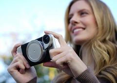一个外壳集成四种苹果特效镜头!Ztylus思拍乐手机壳