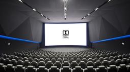 配有激光放映机的Dolby Cinema:视觉盛宴