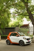 smart fortwo:好开好看又好玩