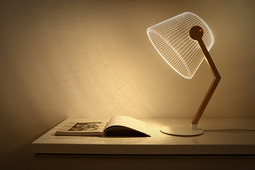 BULBING Lamp 2D台灯 立体错觉