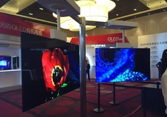 LGD OLED屏幕的未来应用展示