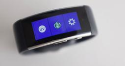 微软Band2开售 能测肺活量皮肤温度