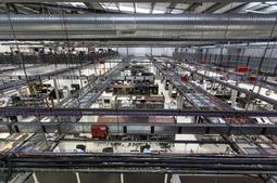 几十万元手机诞生地 探访Vertu奢华手机工厂