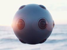 新领域重生?诺基亚Ozo虚拟现实摄影头