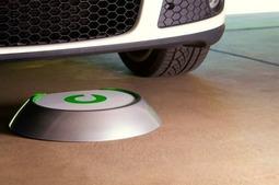 Evatran新一代无线感应充电设备