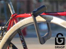 Grasp Lock指纹识别自行车锁