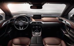 马自达发布新款CX-9 具备半自动驾驶技术