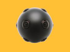 诺基亚Ozo虚拟现实摄影头:手机巨人的重生?