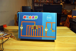 轻松学电子!一起来玩拼贴电路吧