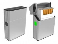 烟民有救了 智能烟盒Smoking-Stopper亮相CES
