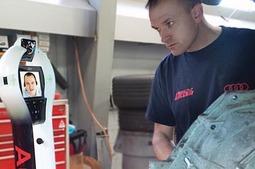 VGo远程机器人:主攻汽车维修和医疗领域