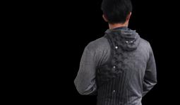 AiraWear 推出一款可以为你做按摩的夹克