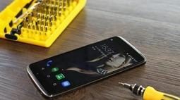 倒着也能通话的手机――TCL idol3神奇拆解