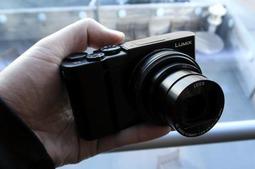 松下发布两款Lumix紧凑相机 支持4K视频拍摄