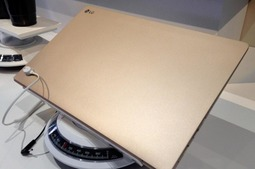 LG Gram 15上手体验:超轻金色超极本