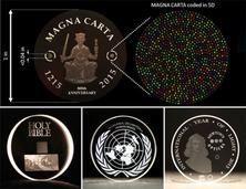 保存138亿年!你想要的终极5D磁盘诞生