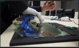 把视界卷起来 LG弯曲OLED屏幕惊艳多图