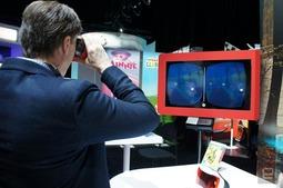View-Master VR头盔试玩:可俩人一起体验