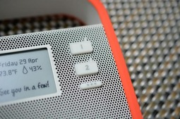 """Triby智能扬声器体验 能贴冰箱上的""""Alexa"""""""