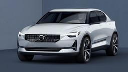 沃尔沃发布40系列概念车