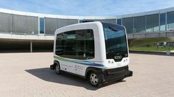 无人驾驶公交车将在日本东京道路上批量亮相