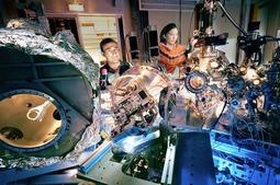 充满科幻味道!世界最前沿实验室究竟长啥样?
