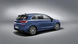 现代第三代i30将亮相巴黎车展