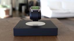 Lift无线充电器:手表悬浮充电 还能悬浮点灯
