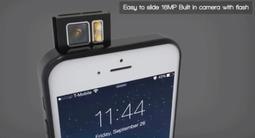 oZoKase让iPhone拍出更清晰的自拍照