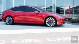 特斯拉本月将举行两场发布会 Model 3或将亮相