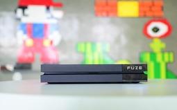 Android系统的游戏主机FUZE图赏