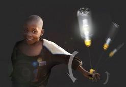 玩玩游戏就能发电照明……是的,这个设计又是给非洲的