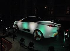 奇点智能新能源汽车正式亮相北京