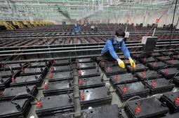 江森自控扩大中国起停电池产能以满足日益增长的市场需求