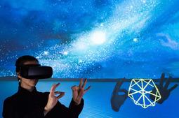 Leap Motion手势追踪将用于VR盒子