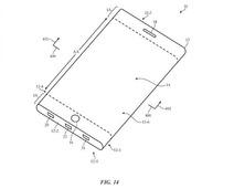 新iPhone曲面屏专利曝光 功能性完爆三星