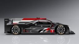 凯迪拉克发布DPi-V.R原型车回归耐力赛