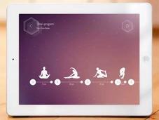 智能瑜伽垫