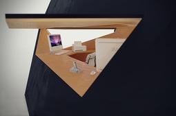 几何工作空间 Tetra Shed