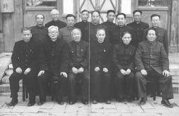 建国大业:1949年忙碌的开国领袖们